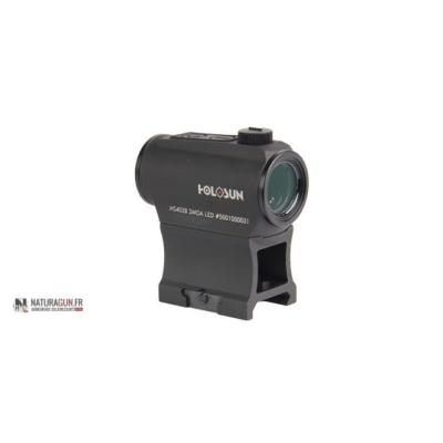 HOLOSUN - POINT ROUGE - MICRO SIGHTS DOT - PICATINNY - 21MM - 2 MOA - HHS403B