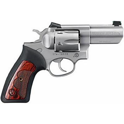 "RUGER - REVOLVER - CAT B - GP100 WILEY CLAP ED. - 357- INOX - 3"" - 33202128"