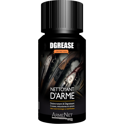 ARMENET - ENTRETIEN - DGREASE - 50ML - MADE IN FRANCE - ARM0002
