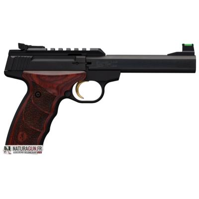 BROWNING - PISTOLET - CAT B - 22 LR - BUCK MARK - PLUS ROSEWOOD UDX - 051533490