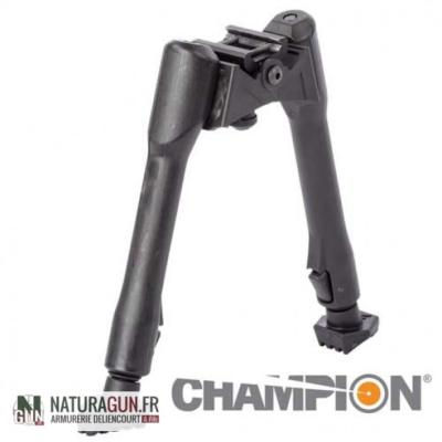 "CHAMPION - BIPIED - MSR TACTICAL - FIXE 7"" TO 10"" - TAC A1 - WEAVER - 58702657"