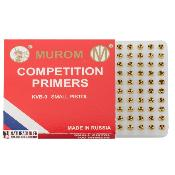 MUROM - AMORCES - COMPETITION PRIMERS - SMALL PISTOL - SP - KVB-9 - R6100 - X100