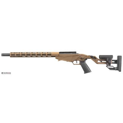 RUGER - CARABINE - CAT C - PRECISION RIFLE TACT. - RPR - 22LR - TAN - 32502181