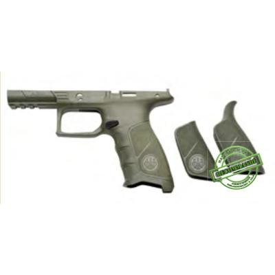 BERETTA - PISTOLET - KIT CARCASSE + POIGNEE APX - 9MM - OLIVE - 55201377