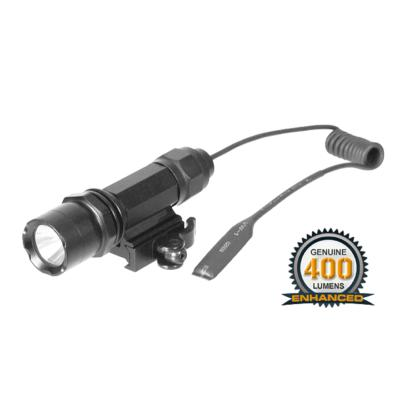 UTG - LAMPE TACTIQUE - FLASHLIGHT - 400 LUMENS - QUICK ATTACH - BLACK - EL202R-*