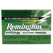 REMINGTON - AMORCES - EXTRONX - ELECTRIC PRIMERS - LARGE RIFLE 9 1/2 - BOITE 10