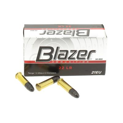 CCI - MUNITION - BLAZER - 22LR - 40 GR - X50
