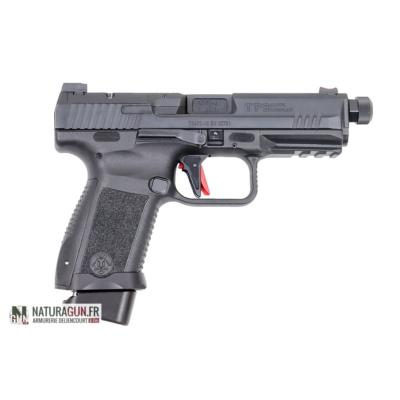 CANIK - PISTOLET - CAT B - TP-9 SF - ELITE COMBAT - BLACK / NOIR - 9MM - 515122