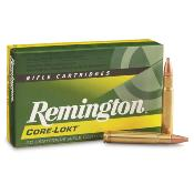 REMINGTON - MUNITION - CAT C - 35 WHELEN - PSP - 200 GR - C.L. - CG35WH1 - X20