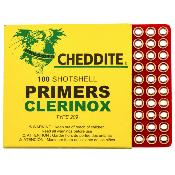 CHEDDITE - AMORCES - TYPE 209 - CHASSE - CX2000 - CLERINOX - MF1010 - X100