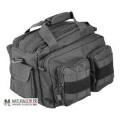 LANCER TACTICAL - SAC DE TIR - RANGE BAG - BLACK / NOIR - A68629