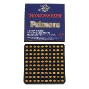 WINCHESTER - AMORCES - CAT D - LARGE RIFLE - CWLR - X100