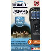 THERMACELL - ANTI MOUSTIQUES - PACK PORTABLE NOMADE - NOIR