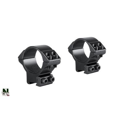 HAWKE - MONTAGE OPTIQUE - MATCH RING MOUNTS - D30 - R11 - MEDIUM - 22107