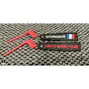 NATURAGUN® - TEMOIN - CHAMBRE VIDE - ROUGE - REMOVE BEFORE FIRING - A57590 - X1
