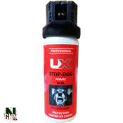 UX - BOMBE DEFENSE - CAT D - STOP DOG - POIVRE - CAPOT CLAPET - 50ML - 800027