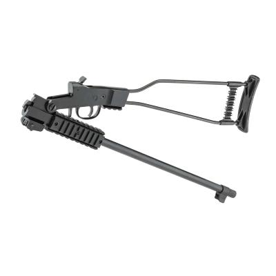 "CHIAPPA - CARABINE - CAT C - LITTLE BADGER - 22LR - 18.5"" - BLACK - CR382"