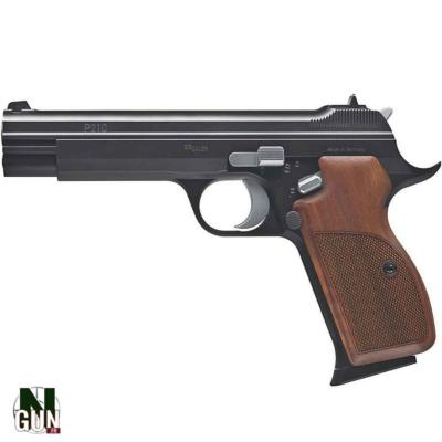 SIG SAUER - PISTOLET - CAT B - P210 - LEGEND - TAR - 9MM - NOIR - SI210000STAR-B