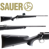 SAUER - CARABINE - CAT C - ED. 100 WILD BOAR - 30-06 - RED POINT - SA100WE3006
