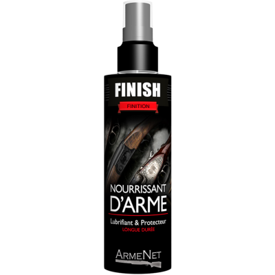 ARMENET - FINISH - LUBRIFIANT NOURRISSANT PROTECTEUR - 200ML - MADE IN FRANCE