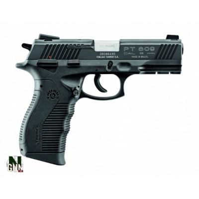 TAURUS - PISTOLET - CAT B - PT 809C - MATTE - BLUE - 9MM - 512096