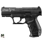 WALTHER - PISTOLET - CAT D - CP99 - 4.5MM - NOIR - UMAREX - CO2 - 412.00.00