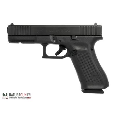 GLOCK - PISTOLET - CAT B - 17 GEN 5 FS - 9MM - BLACK