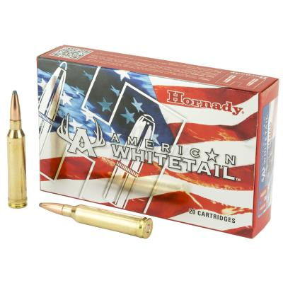 HORNADY - MUNITION - CAT C - 7MM REM MAG- 154GR - INTERLOCK - 780533