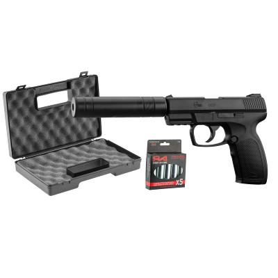 UMAREX - PISTOLET - PACK COMBAT ZONE - 6MM - CO2 + MALLETTE + 5 CO2