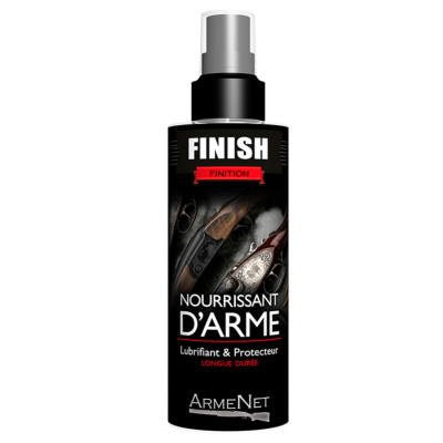 ARMENET - FINISH - LUBRIFIANT NOURRISSANT PROTECTEUR - 75ML - MADE IN FRANCE