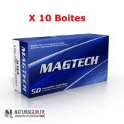 MAGTECH - MUNITION - CAT B - 38 S&W - 146 GR - 9.46 G - LRN - X500 - 770694