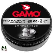 GAMO - MUNITION - CAT D - PLOMBS - 5.5MM - PRO MAGNUM PENETRATION - G3500 - X250
