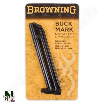 BROWNING - CHARGEUR - BUCK MARK - 22LR - 10 CPS - BLACK - 112055190