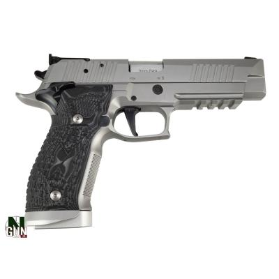 SIG SAUER - PISTOLET - CAT B - P226 X-FIVE - SUPERMATCH - 9MM - INOX - SIONX115