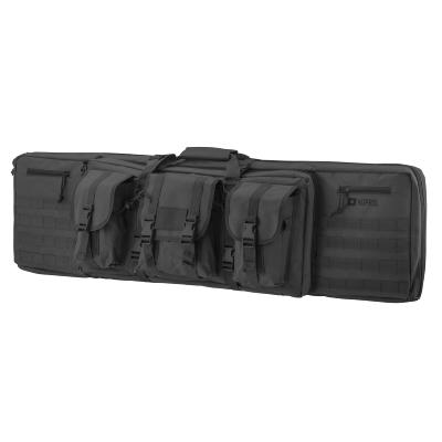 NUPROL - HOUSSE - FOURREAU - 2 ARMES - 117 CM - NOIR - TACTICAL PMC - MAL768